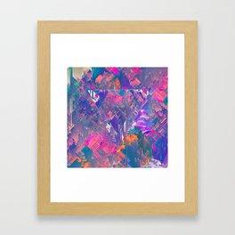 a_friend_called_five Framed Art Print