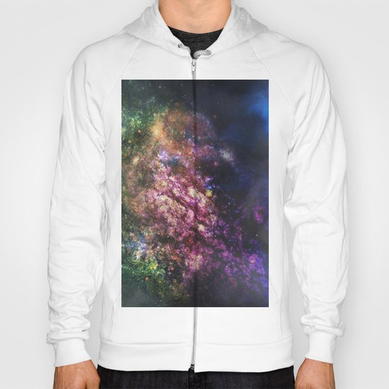 Rainbow Nebula Hoody