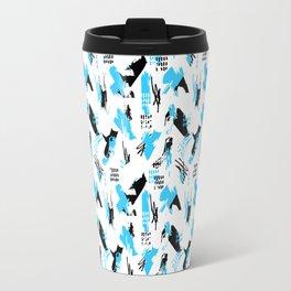Immature Ocean Travel Mug