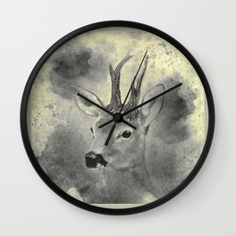 framed pictures -60- Wall Clock