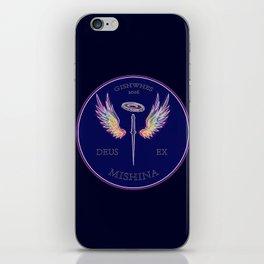 Deus Ex Mishina iPhone Skin
