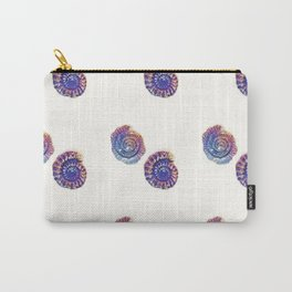 Rainbow ammonite Carry-All Pouch