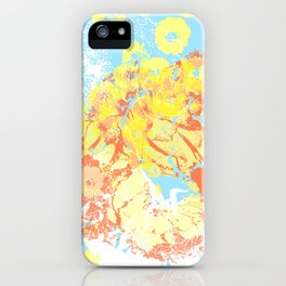 floral 003. iPhone Case