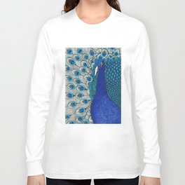 Peacock Pride Long Sleeve T-shirt