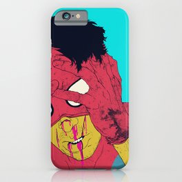 Thudd! iPhone Case