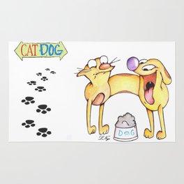 CatDog Rug