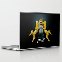 ripley Laptop & iPad Skins featuring Get Away From Her You BITCH! by DWatson