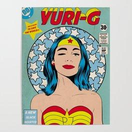 Yuri-G, Pj Harvey Poster