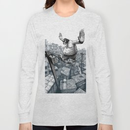 Furry Fingers Long Sleeve T-shirt