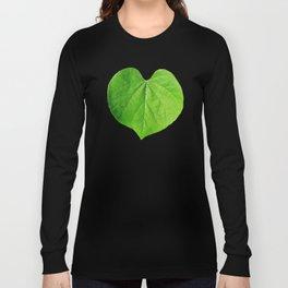 Nature Heart Long Sleeve T-shirt