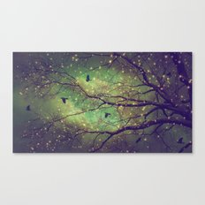 Where Dusk Meets Dawn Canvas Print