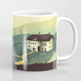 Tuscany Fairytale Coffee Mug