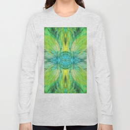 The Dragonfly and the Fairy Long Sleeve T-shirt