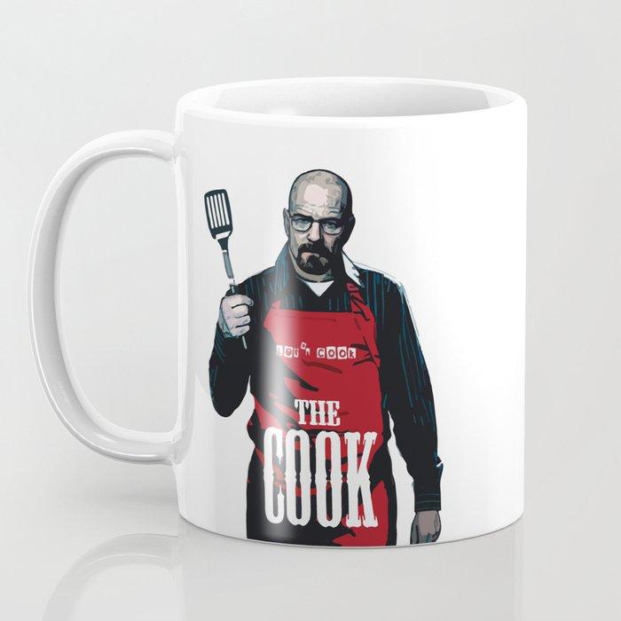 The Cook Coffee Mug