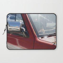 Red Car Laptop Sleeve
