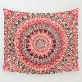 Mandala 428 Wall Tapestry