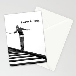 Partner in Crime Tracks, Chloe Price Matching Set Stationery Cards
