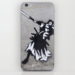 Samurai iPhone Skin