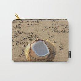 Coconut beach Carry-All Pouch