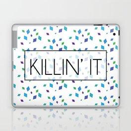 Killin' It Confetti Laptop & iPad Skin