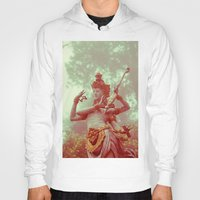 goddess Hoodies featuring Goddess by Farkas B. Szabina