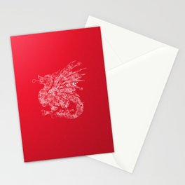 dragon 3 Stationery Cards