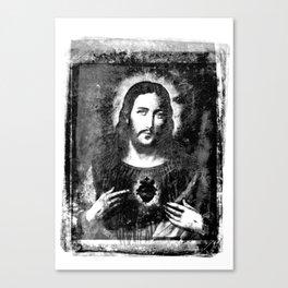 Jesus merciful Canvas Print