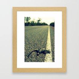 damned Framed Art Print