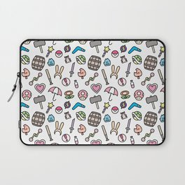 Super Smash Bros. Items Laptop Sleeve