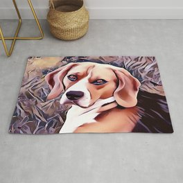 The Beagle Rug