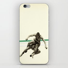 The Wrestler iPhone Skin