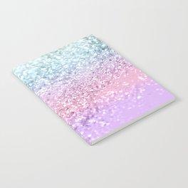 Unicorn Girls Glitter #4 #shiny #pastel #decor #art #society6 Notebook
