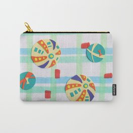 Temari Upgraded Collage Carry-All Pouch