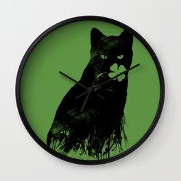 Ambivalence Wall Clock