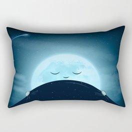 Good Night Sky Rectangular Pillow