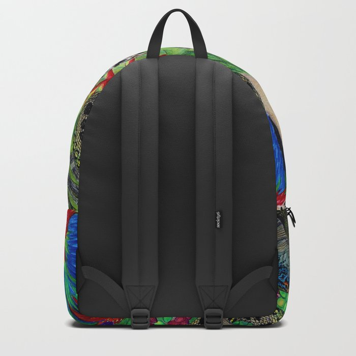 Welcome to the Amazon Backpack