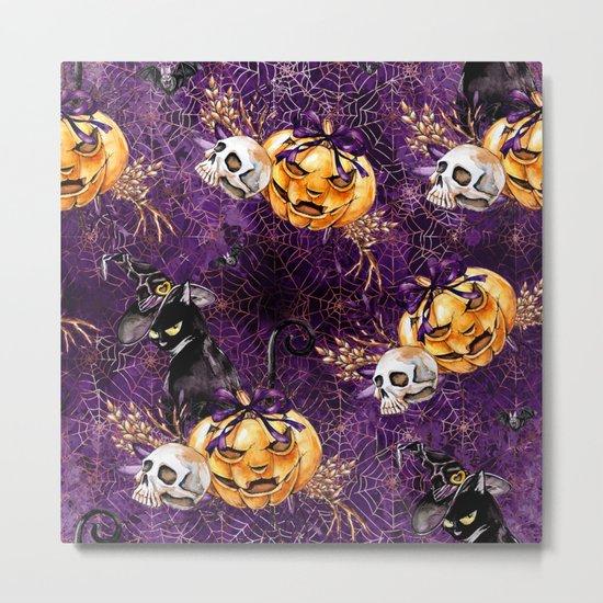 Halloween Witch #3 Metal Print