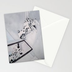 Roxie the Dalmatian 1 Stationery Cards