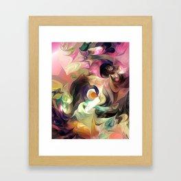Abstract 031612 Framed Art Print