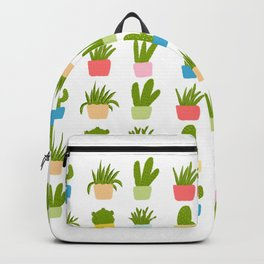 Cute Plants Backpack