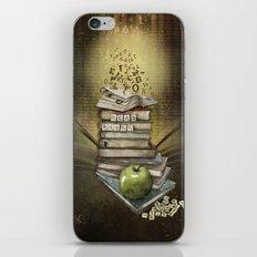 Read Books iPhone & iPod Skin