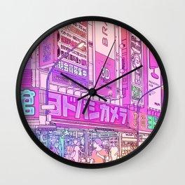 Akihabara Wall Clock