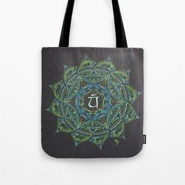 Heart Chakra Tote Bag