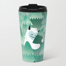 Tree Hugger (Spring & Summer version) Travel Mug