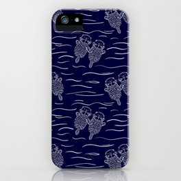 Otterly Devoted iPhone Case