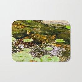 Baby Koi Pond Bath Mat