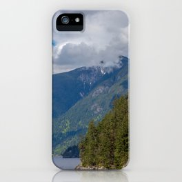 Land and Water iPhone Case