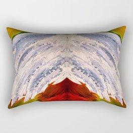 Angel Warrior Rectangular Pillow