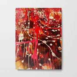 Jaula de Sangre Metal Print