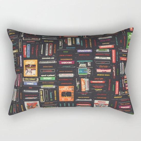 Atari Rectangular Pillow